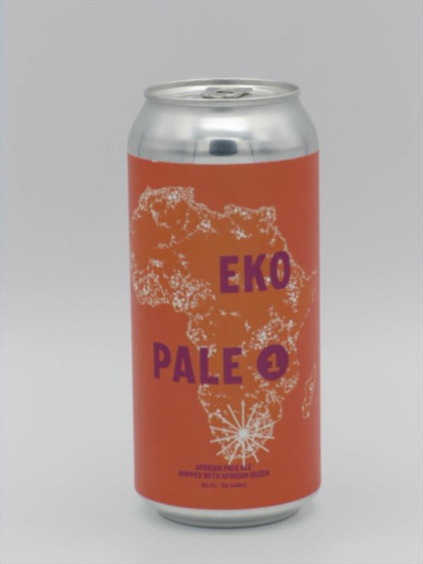 Eko Brewery Eko Pale 1 5% 440ml London Image 1