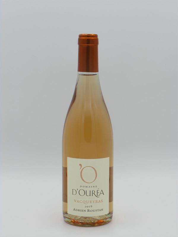 Domaine D'Ourea Vacqueyras Rose 2019 Image 1