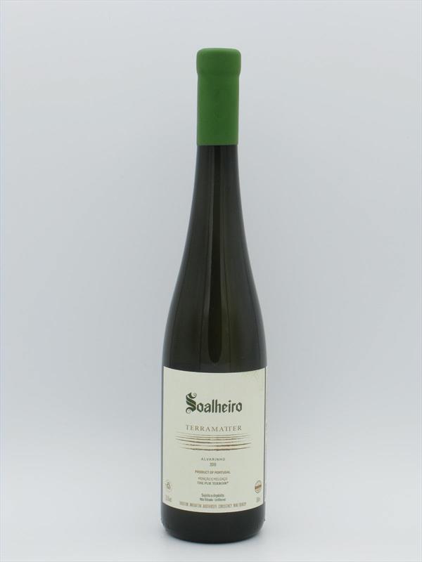Soalheiro Alvarinho Terramatter 2019 Vinho Verde Portugal Image 1
