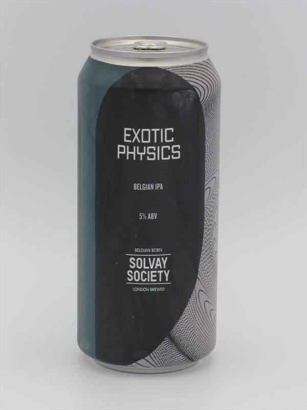 Solvay Society Exotic Physics IPA Leytonstone 440ml Image 1