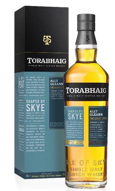 Torabhaig The Legacy Series Allt Gleann 46% Skye Image 1