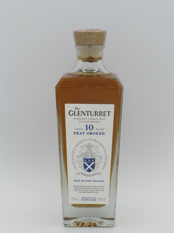 Glenturret 10 Year Old Peat Smoked 43% Scotland Image 1