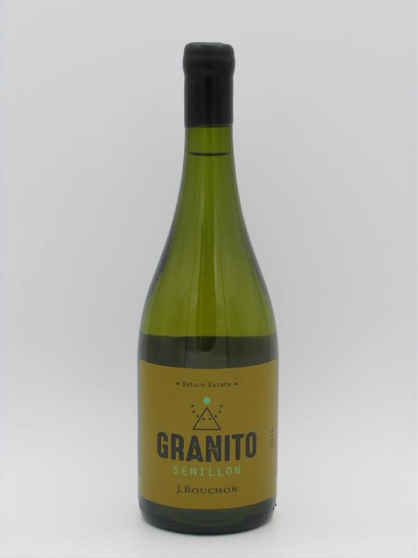 Bouchon Family Wines Granito Semillon 2019 Maule Chile Image 1