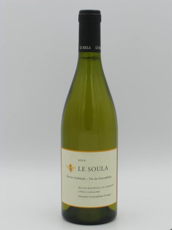 Le Soula Blanc 2016 Roussillon Image 1