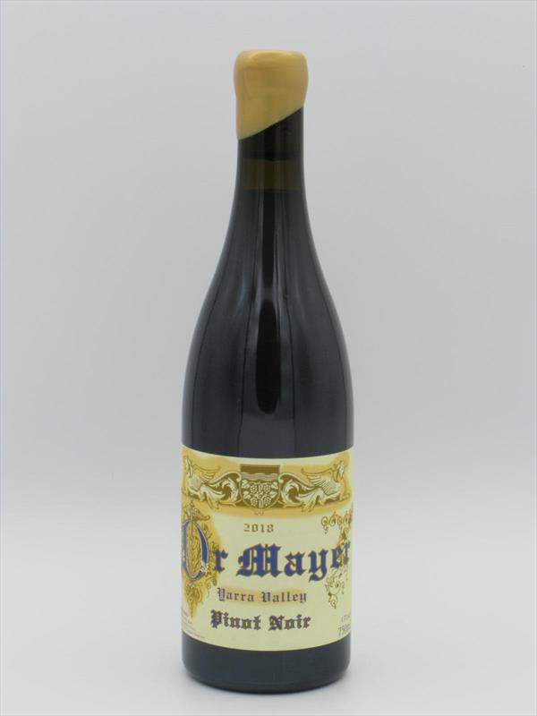 Mayer Doktor Pinot Noir 2018 Yarra Valley Image 1