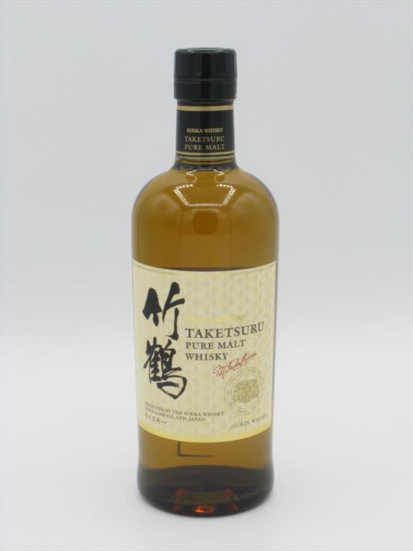Nikka Taketsuru Malt 2020 Release/White Label 43% Japan Image 1