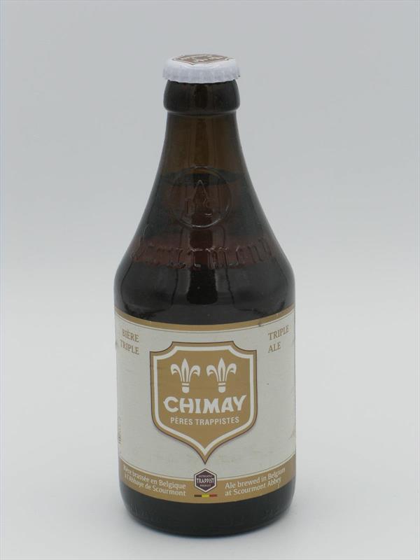 Chimay White Cap Tripel 8% Belgium Image 1