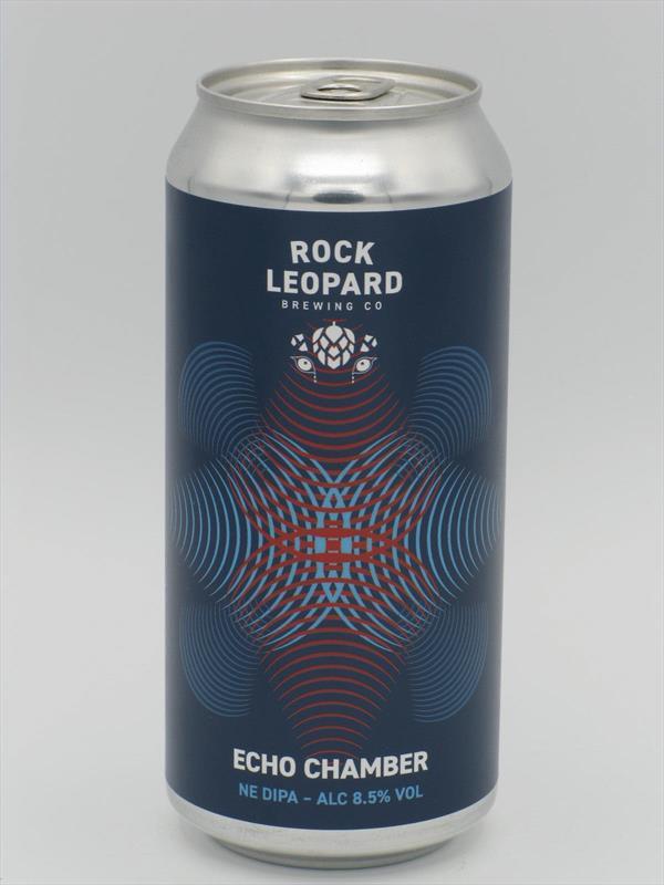 Rock Leopard Echo Chamber DIPA 8.5% 440ml Welling Image 1
