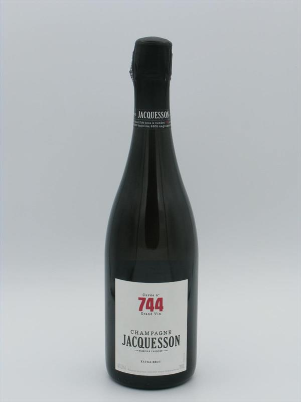 Champagne Jacquesson Cuvee 744 Extra Brut NV Image 1