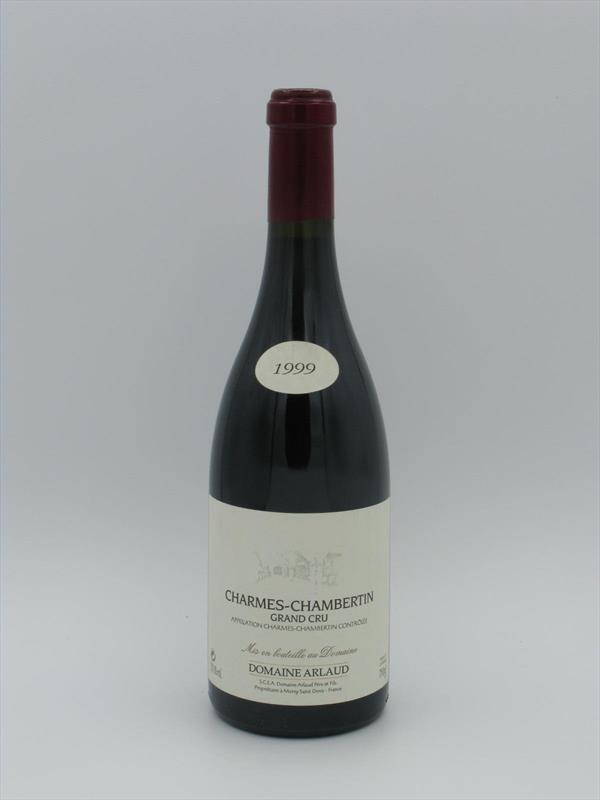 Arlaud Charmes Chambertin Grand Cru 1999  Image 1