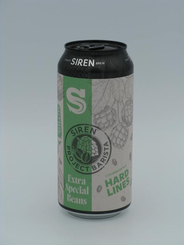 Siren Extra Special Beans Nitro ESB w/ Coffee & Hazelnut 5.8% 440ml Image 1