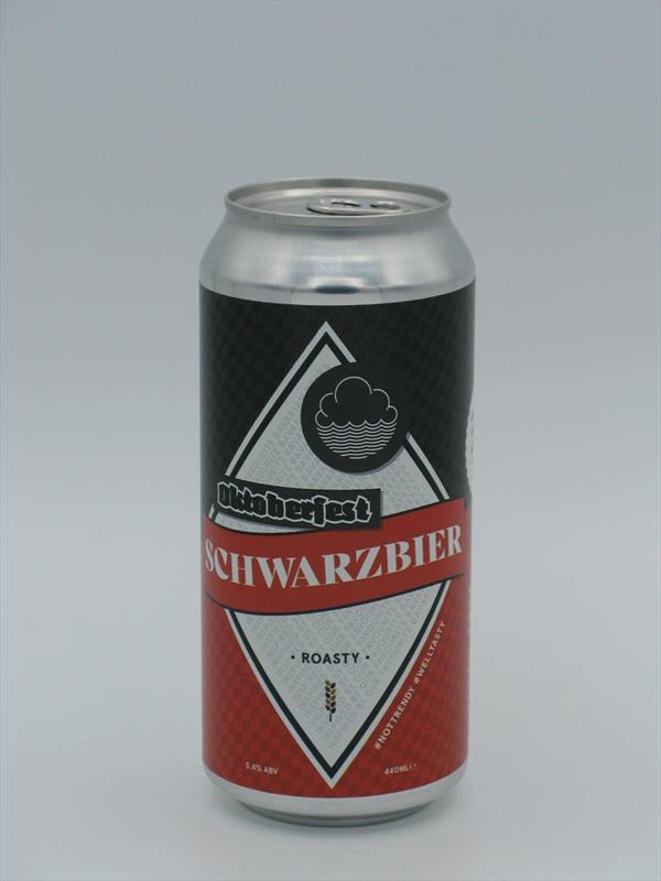 Cloudwater Schwarzbier Dark Lager 5.4% 440ml Manchester Image 1