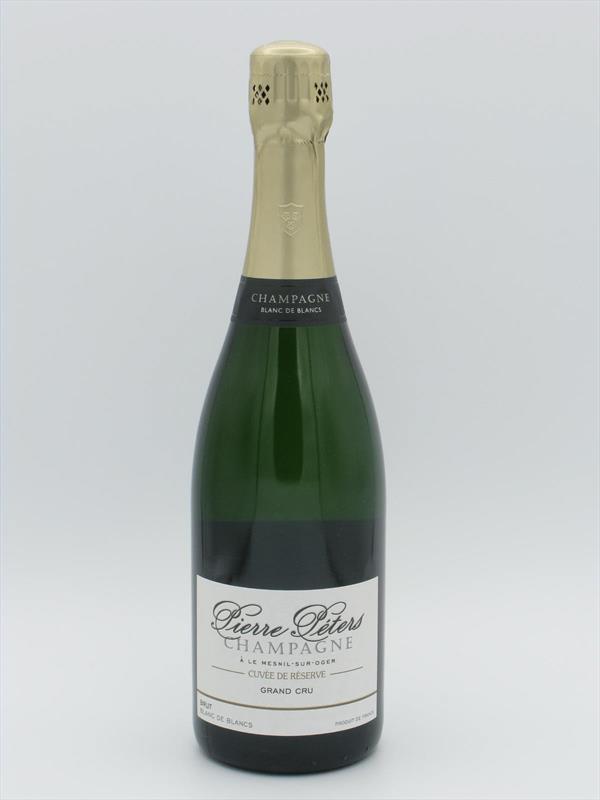 Champagne Pierre Peters Cuvee de Reserve NV Image 1