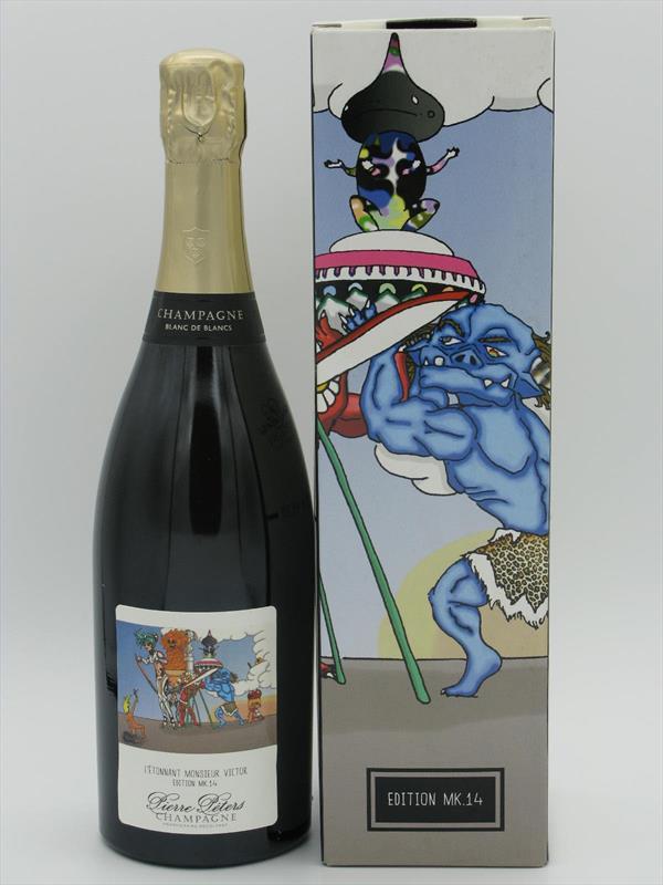 Champagne Pierre Peters L Etonnant Monsieur Victor MK14 Image 1