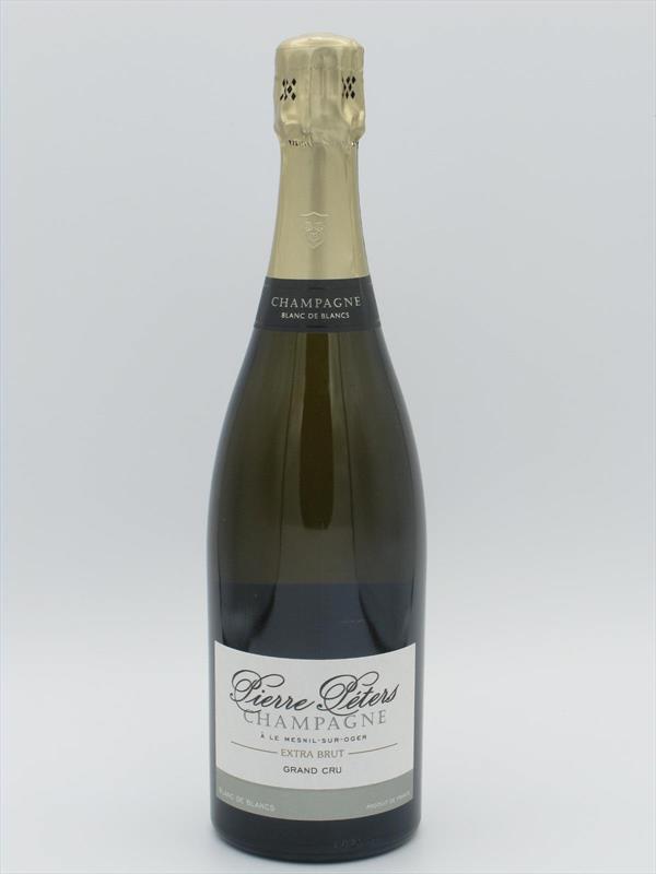 Champagne Pierre Peters Extra Brut Blanc de Blancs NV Image 1