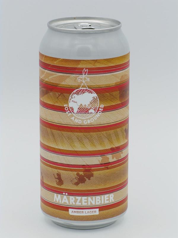 Lost and Grounded Marzenbier 5.6% 440ml Bristol Image 1